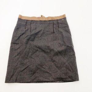 Ann Taylor LOFT Grey Skirt Size 10